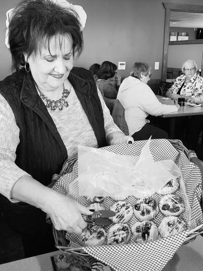 OARSPA treated to Lynda Lau's baked goods
