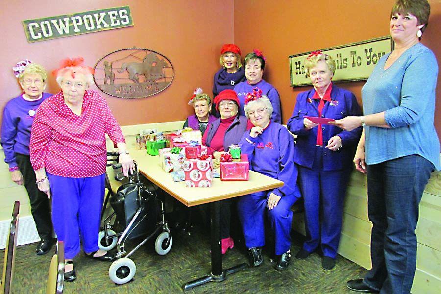 The Wapsie Crimson Red-Hatters