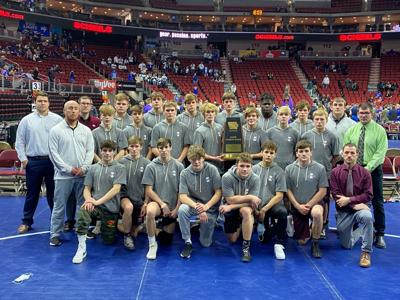 Indee wrestling 4th at duals 022021