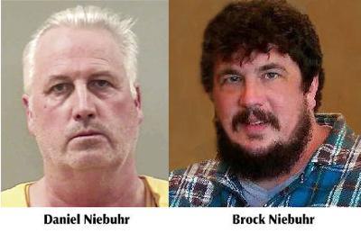 Daniel and Brock Niebuhr