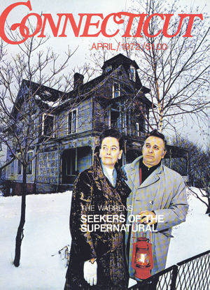 "Ed and Lorraine Warren of ""The Conjuring"" Have a Long History of Paranormal Investigation in Connecticut"