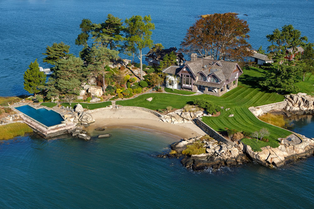 $11 Million Rowayton Island Where Marilyn Monroe Once Partied For Sale