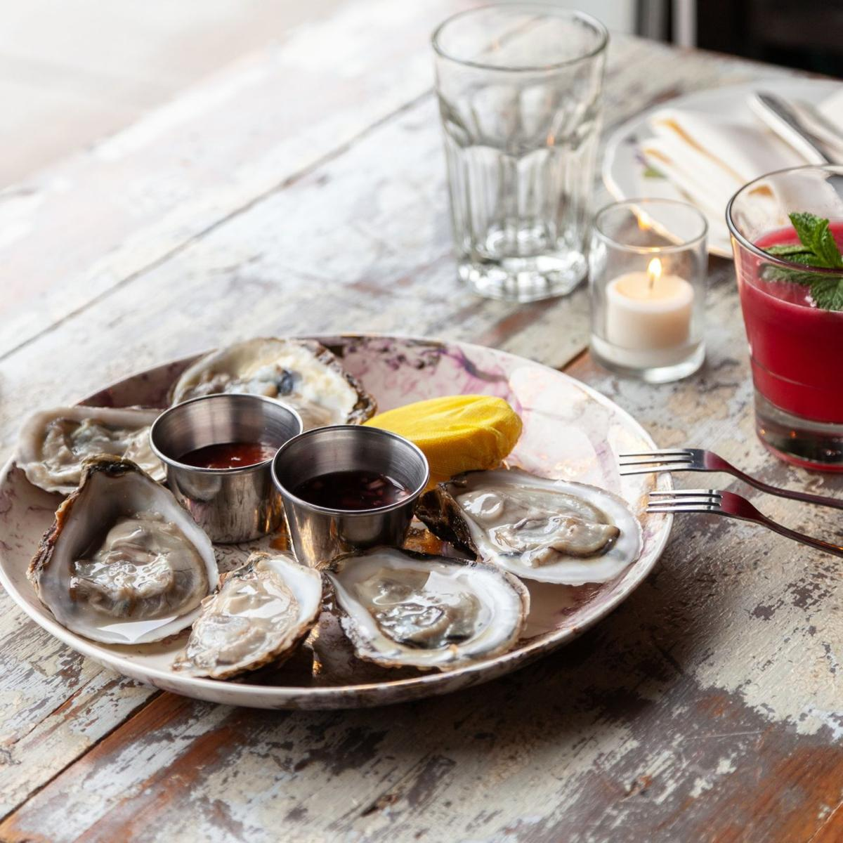 1/2 Priced Oysters