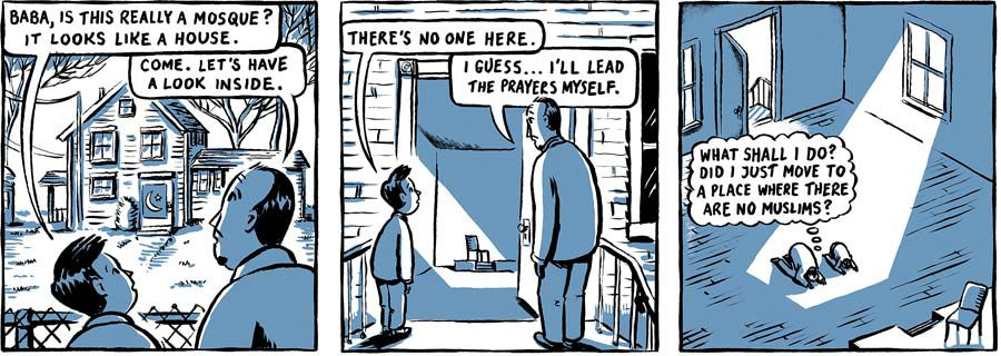 """An excerpt from """"Welcome to the New World"""" by Jake Halpern and Michael Sloan, published by The New York Times."""