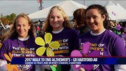 Walk to End Alzheimers Greater Hartford Area 2018