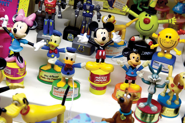 BEACHCOMBING: 'The History of America in Toys'