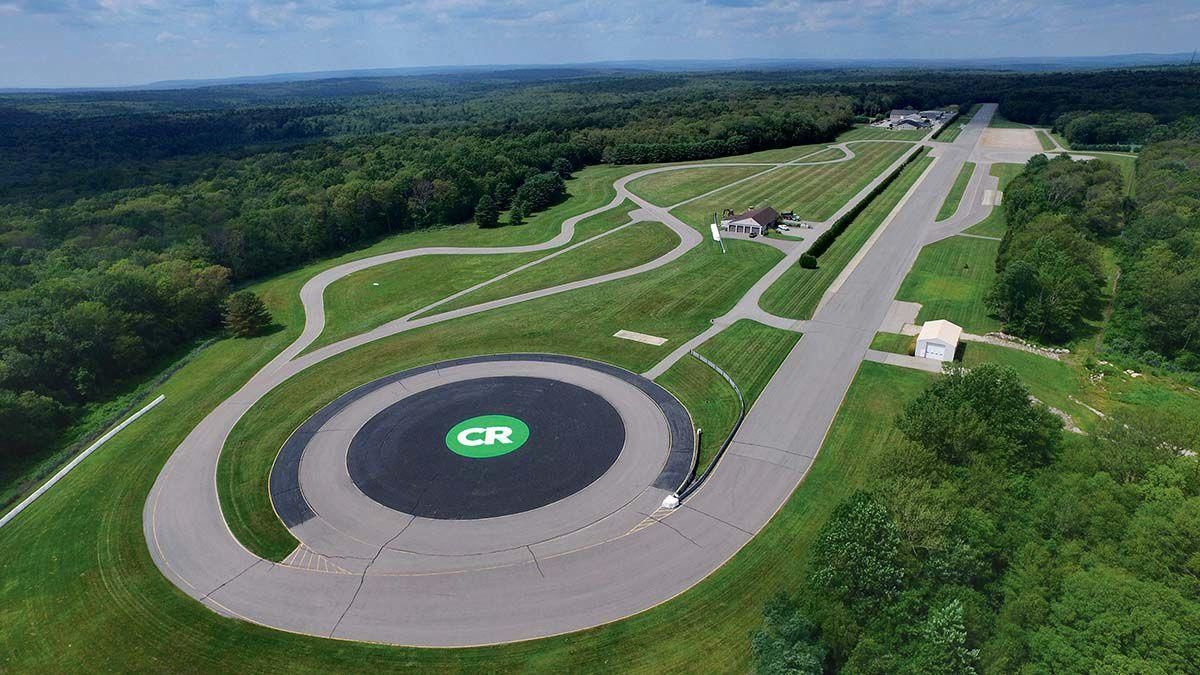 Going Under The Hood At Consumer Reports Test Track The