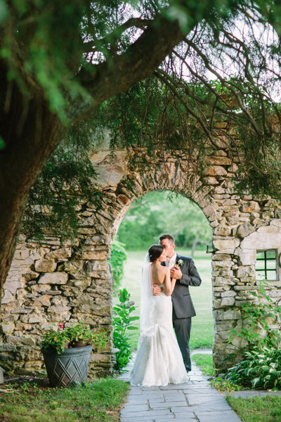 Real Wedding of the Week: Erica and Kenny Richard
