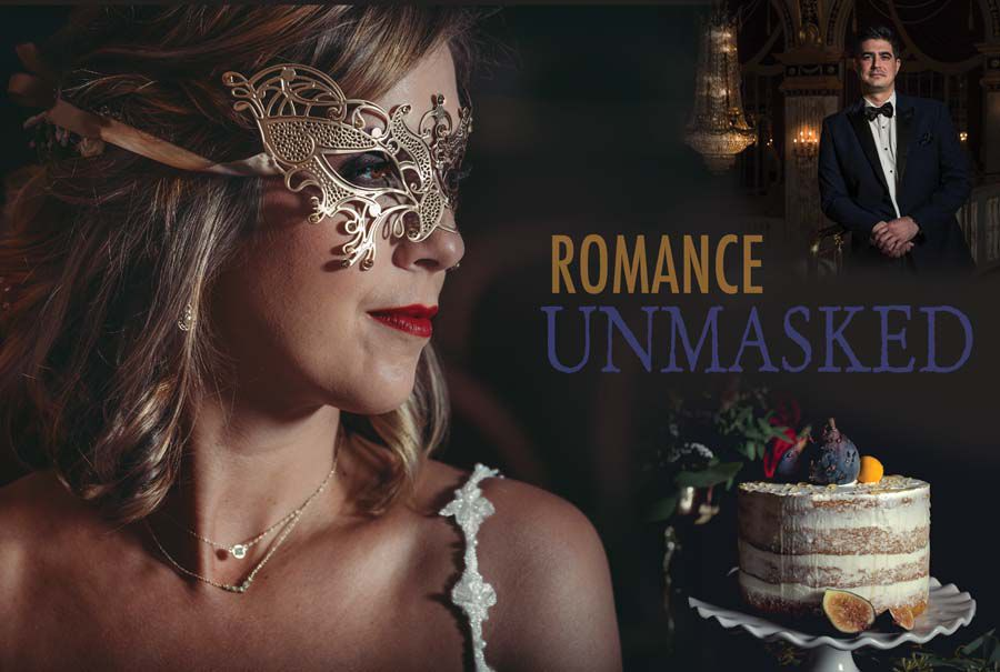 Romance Unmasked A Masquerade Wedding Theme The Connecticut Bride