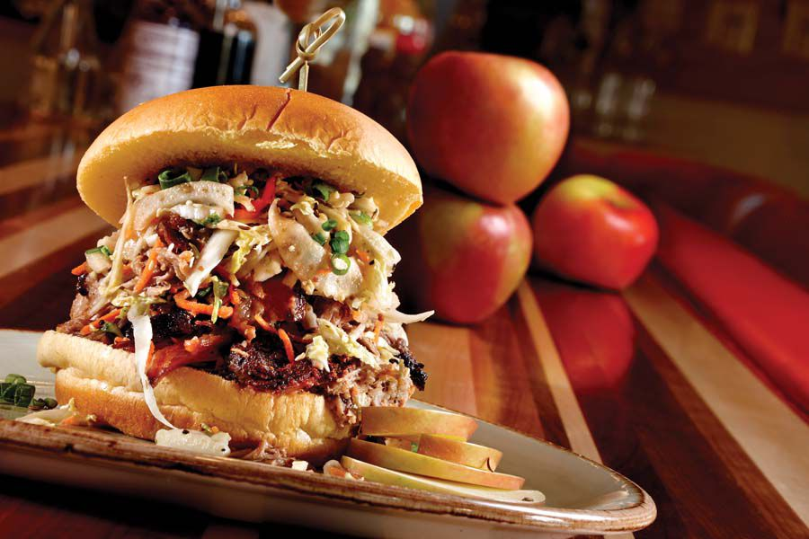 The Cook and The Bear_Pulled Pork