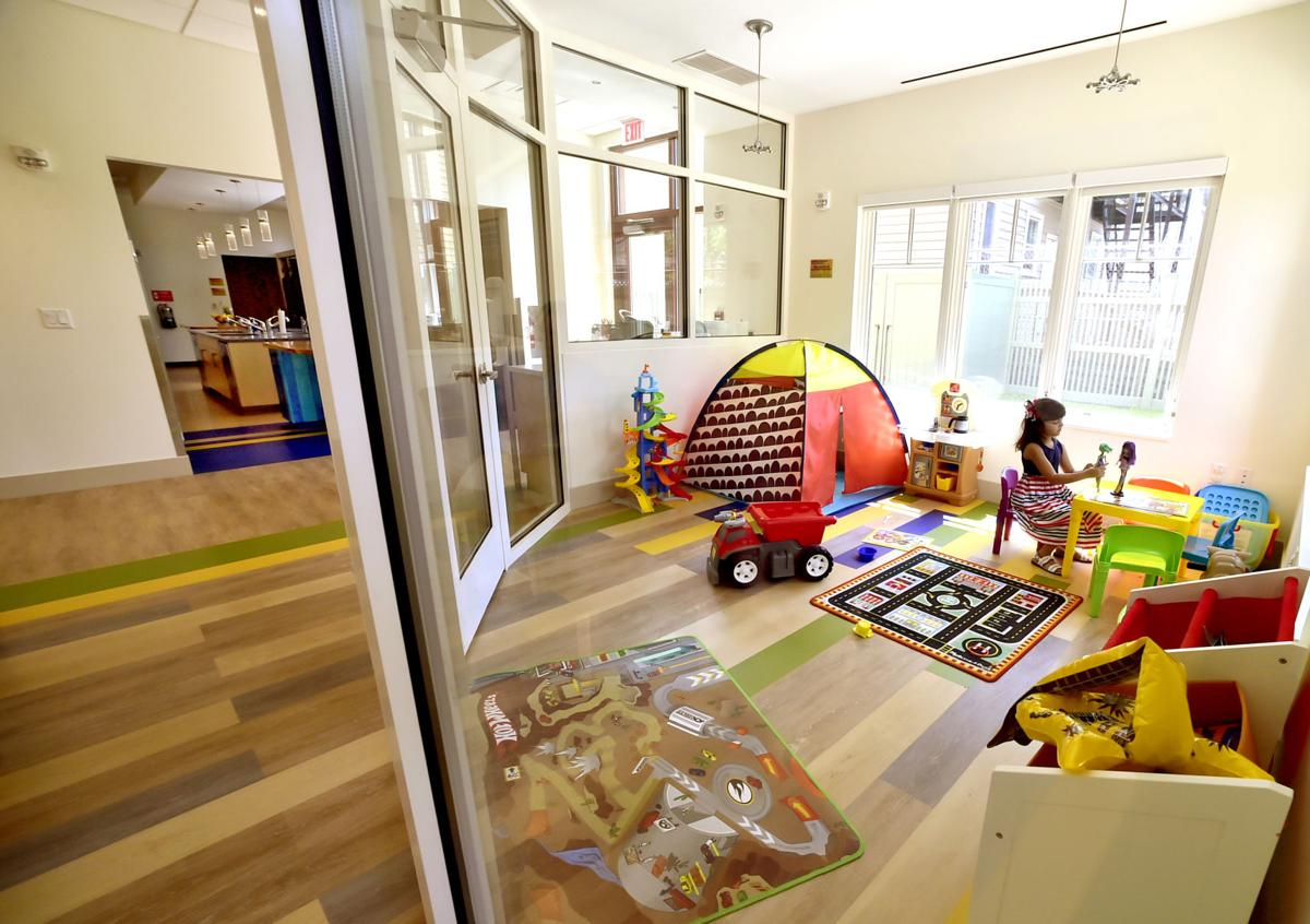 New Ronald McDonald House Opens at Yale New Haven Children's ... on