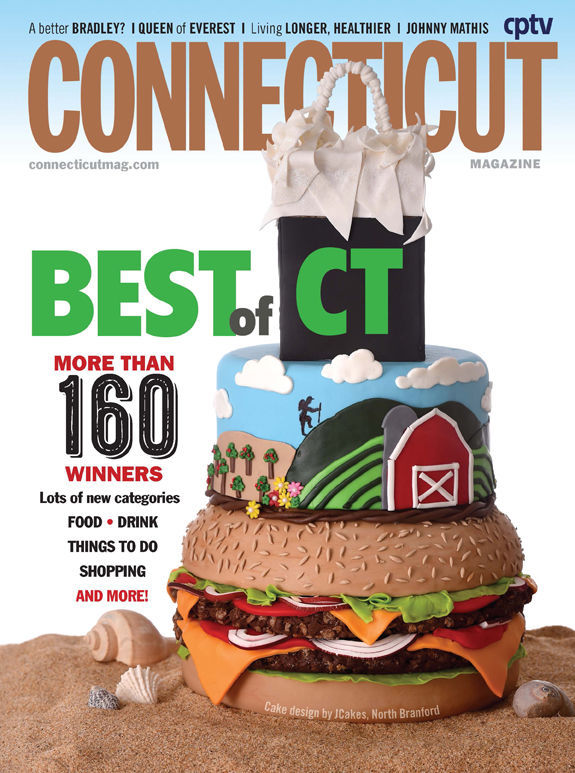 Best of Connecticut September cover