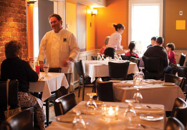 Restaurant Review: Gifford's, Kent