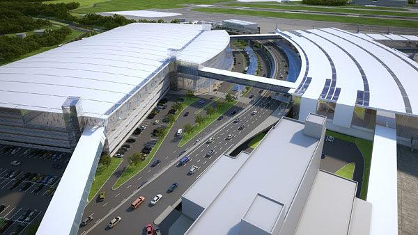 Bradley Airport's Makeover: Will You 'Love the Journey'?
