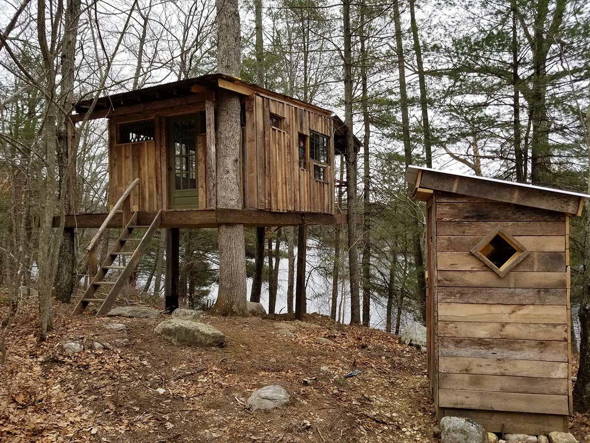 Where to Go Glamping In and Near Connecticut | TRAVEL