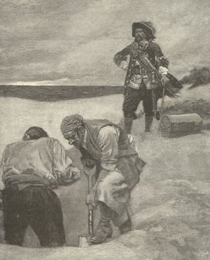 The Pirates of Long Island Sound