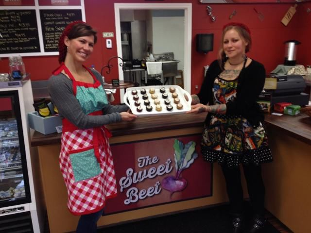 New Sweet Beet in Granby: Vegan, Organic Gluten Free