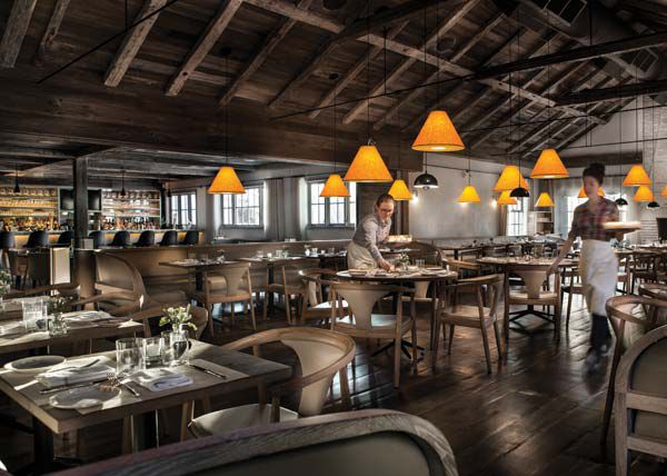 Restaurant Review: The Inn at Pound Ridge by Jean-Georges