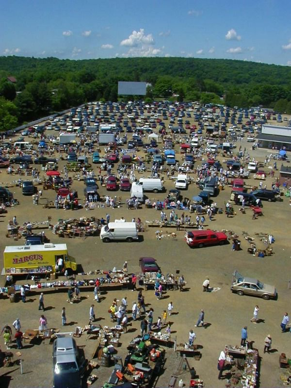 10 Best Flea Markets In Connecticut For Rare Finds Great Bargains Style Design Connecticutmag