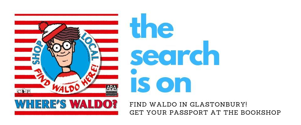Find Waldo in Glastonbury!