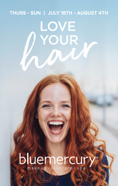 Love Your Hair at Bluemercury!