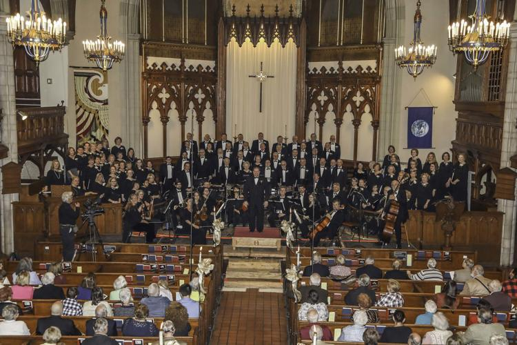 Chorale in Concert