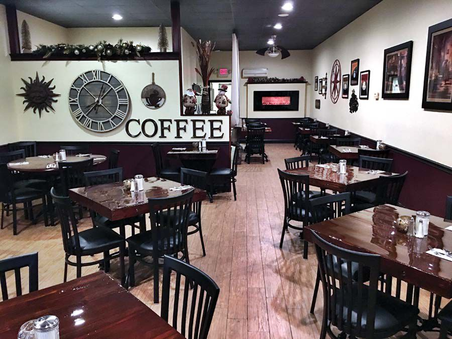 Café 2 North At Cedar Lake In Wolcott Offers A Complete Dining Experience