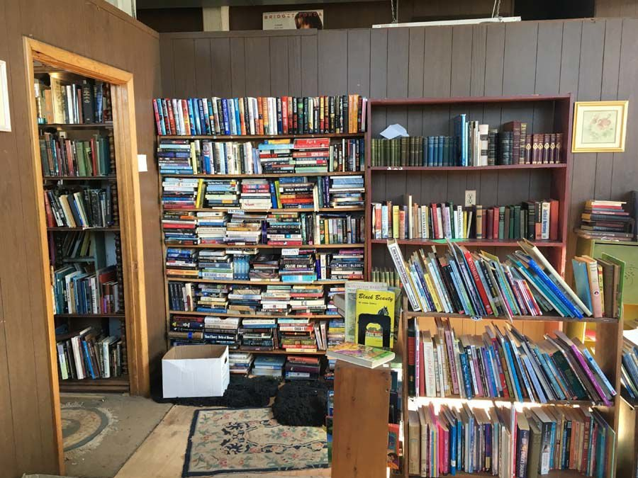 Books By The Falls In Derby Is A Wonderland Of Words The