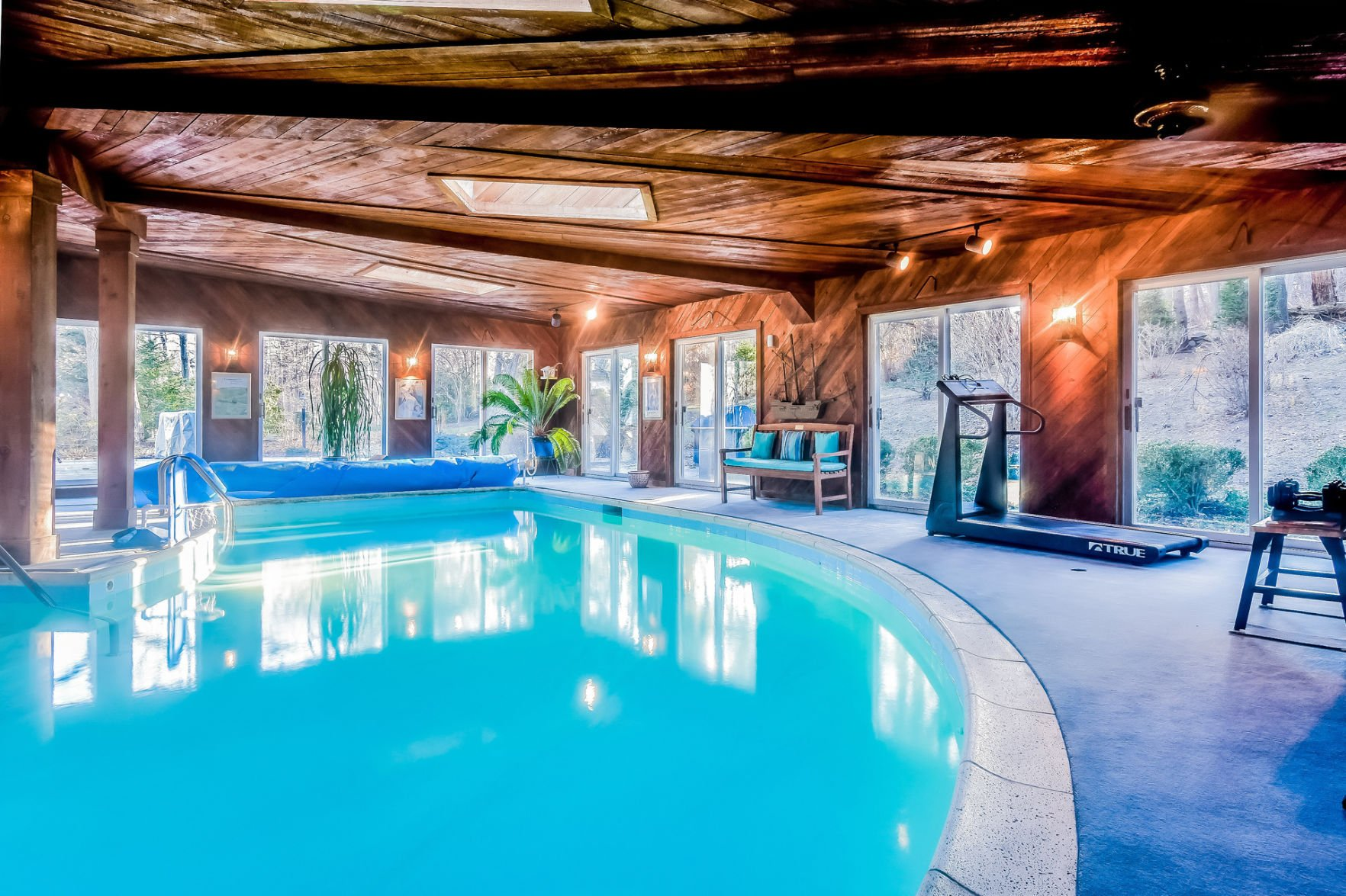 trumbull home for sale features amazing indoor pool home garden rh connecticutmag com amazing indoor pools uk amazing indoor pool designs
