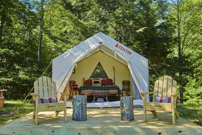 Where to Go Glamping In and Near Connecticut