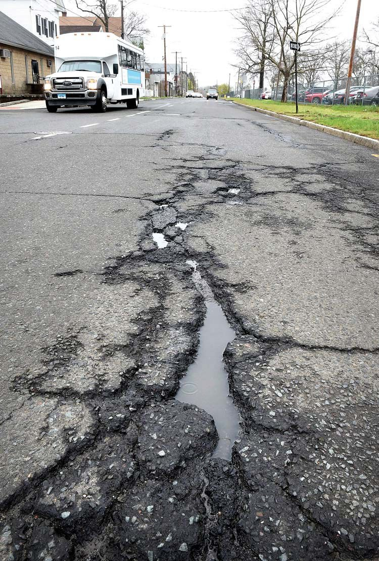 Connecticut Roads Among the Nation's Worst, But Who Pays to