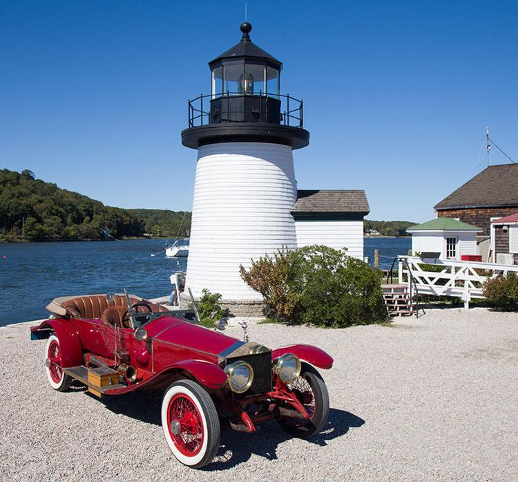 By Land and By Sea: Antique Vehicle Show