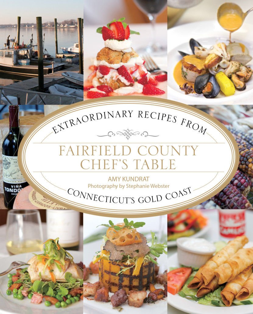 'Fairfield County Chef's Table' From CT Bites Brings Fine Dining Home; Events Set