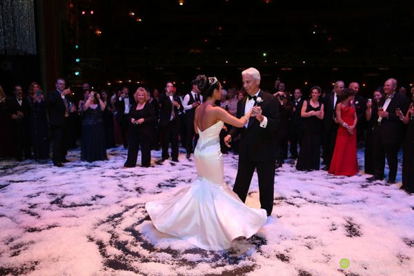 Real Wedding: Teresa LaBarbera and Brandon Dufour | THE