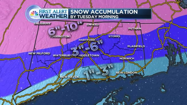 With More Snow on Way, a Record Connecticut Winter? No, Just