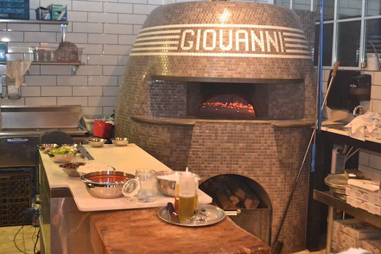 New Locali Pizza Bar + Kitchen in New Canaan Is Outstanding