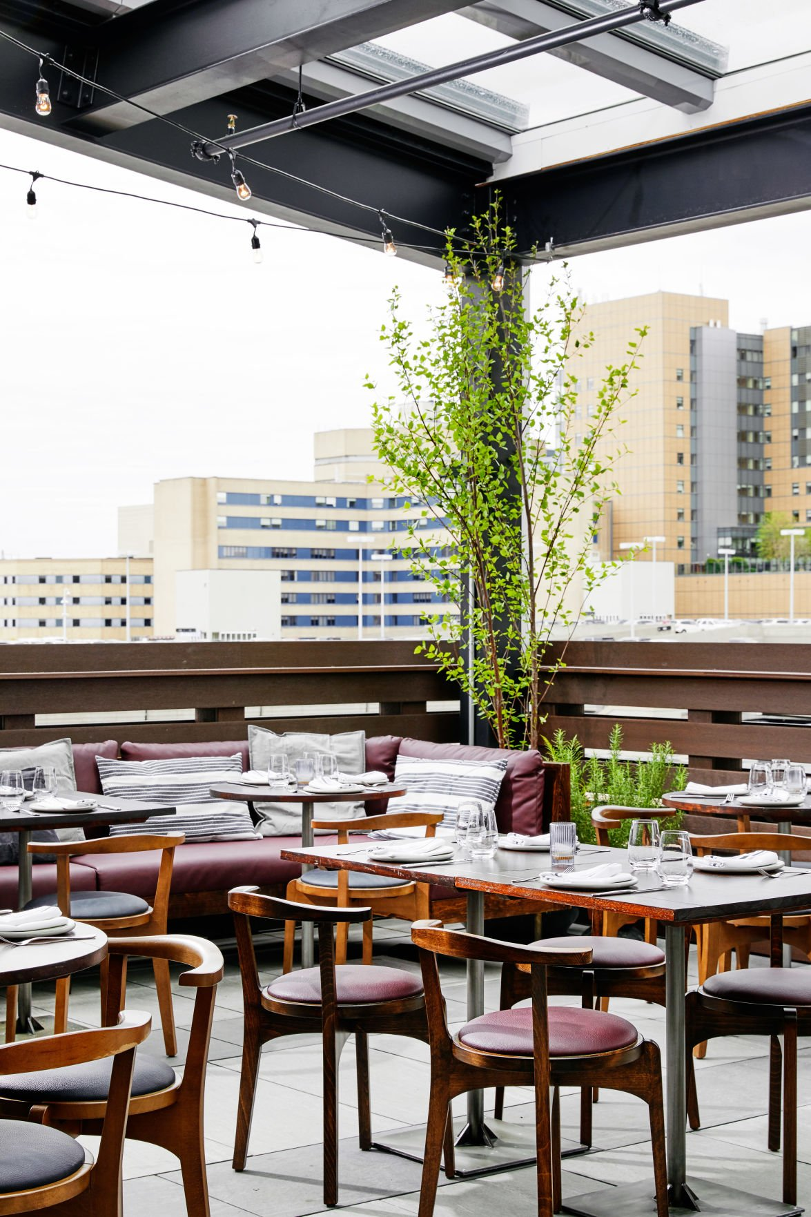 High George - Rooftop Bar and Restaurant - Grand Opening on Wednesday, June 26