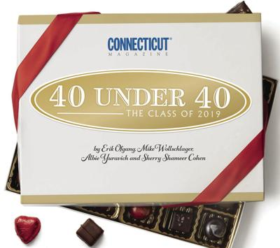 40 Under 40: The Class of 2019 | THE CONNECTICUT STORY