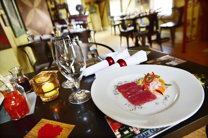 French Dining Gem in Chester Adds Vietnamese Flair Upstairs
