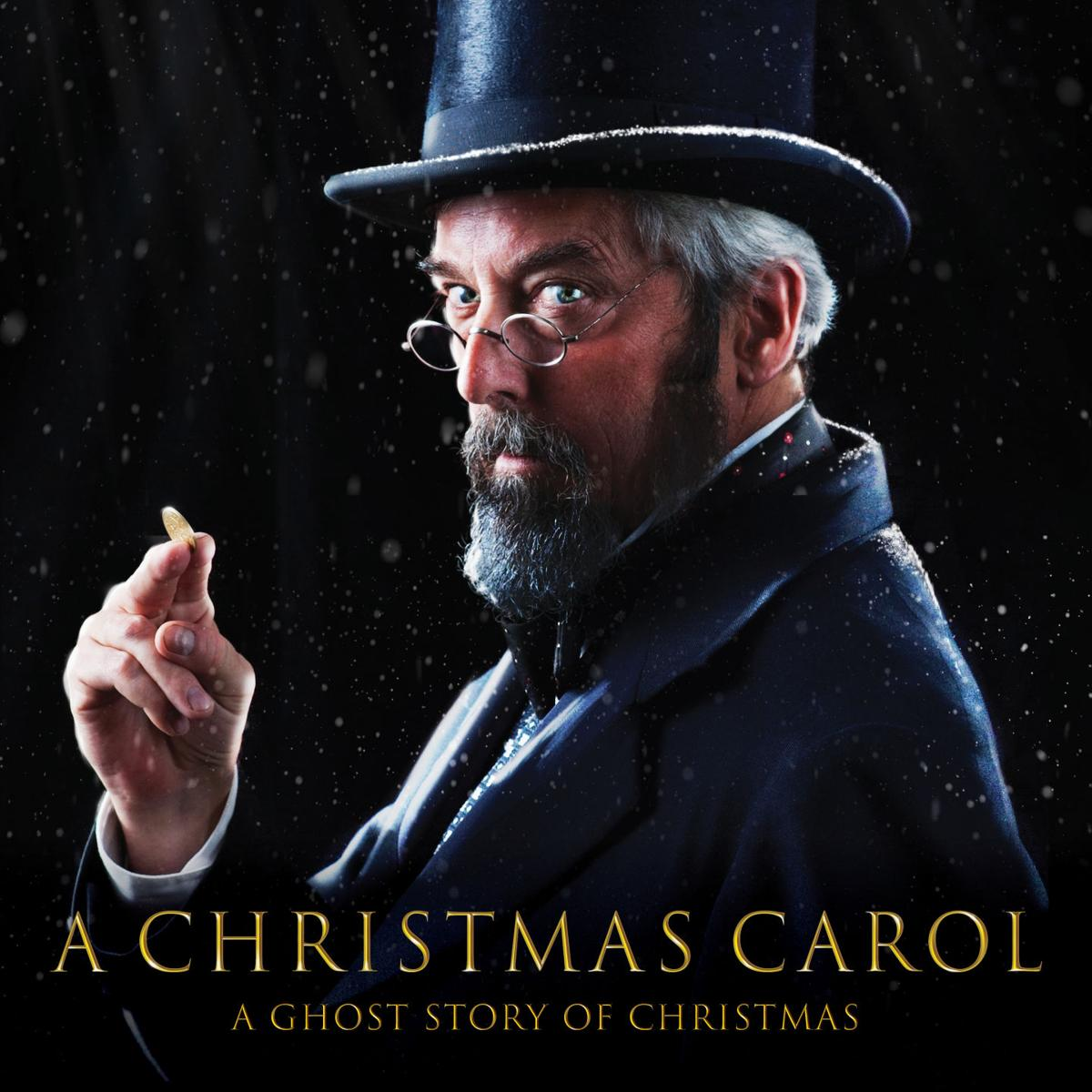 A Christmas Carol-A Ghost Story of Christmas