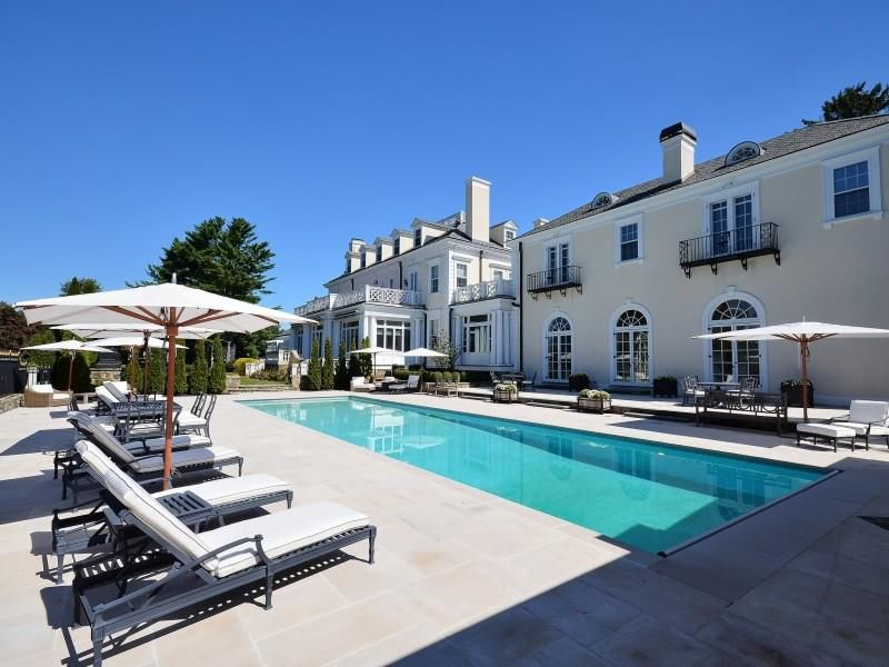 Ridgefield Mansion Where Houdini Practiced Escapes For Sale; Robert Vaughn Once Owned It