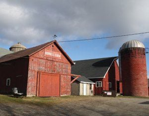Connecticut's New Historic Barns Trail Showcases Agricultural Treasures