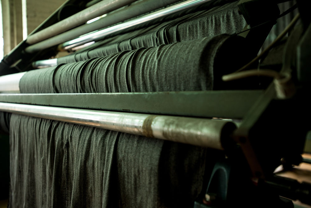 'Sexy' Connecticut Story: American Woolen Making Fabrics for Fashion, Here