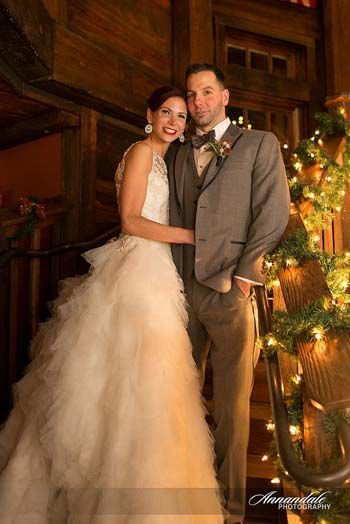 Wedding Of The Week Jennifer And Michael Weller