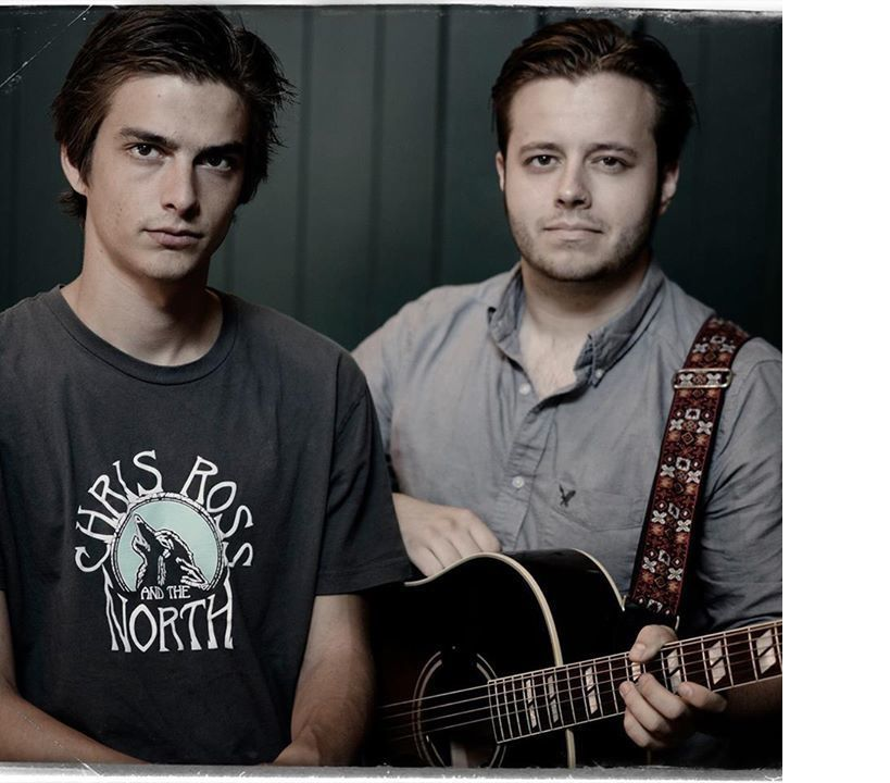 Dustin and Ian Meadows are The Meadows Brothers