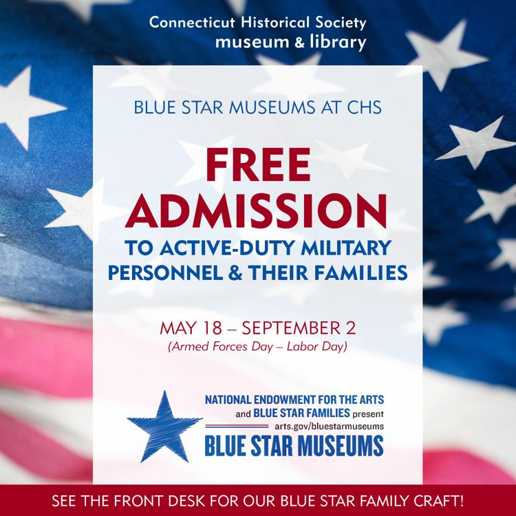 Kicking off Blue Star Museums
