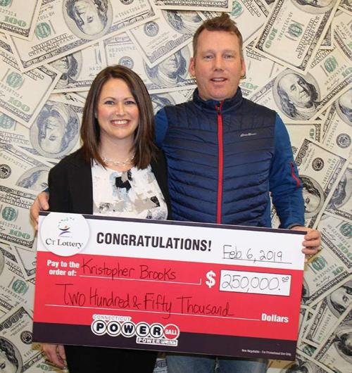 Lottery Luck Shines on CT Town With 3 Big Winners | THE