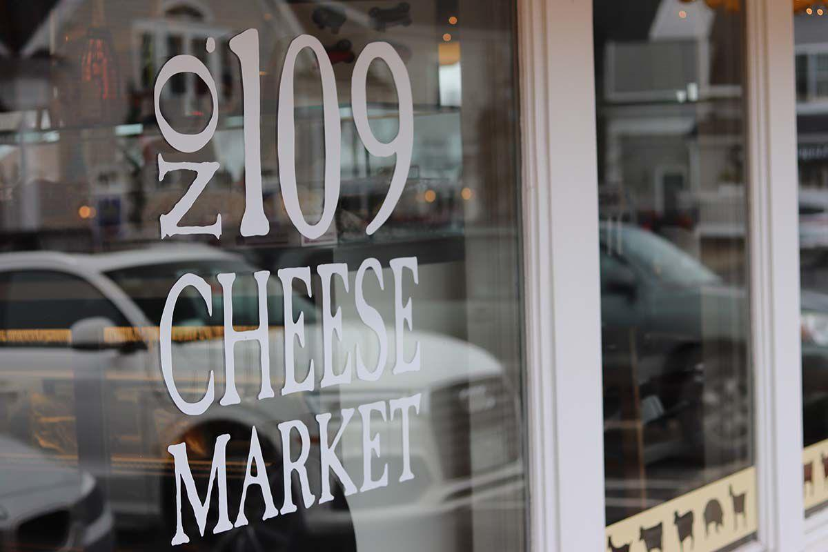 109 Cheese and Wine in Ridgefield (pictured) and its sister location in Kent offer more than cheese and wine.