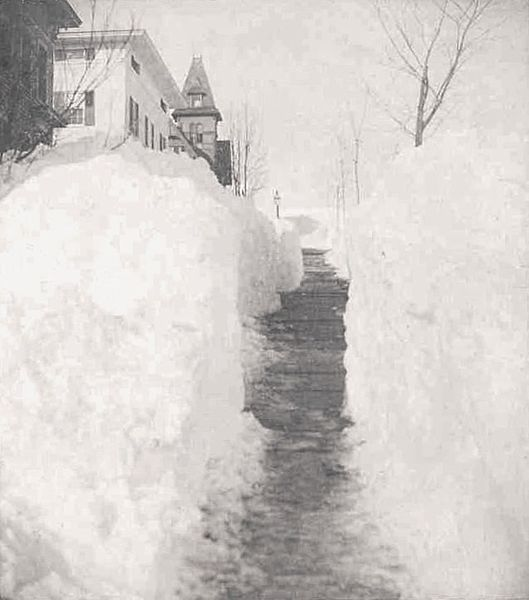 A Look Back at Wicked Connecticut Winters and the Big Blizzards