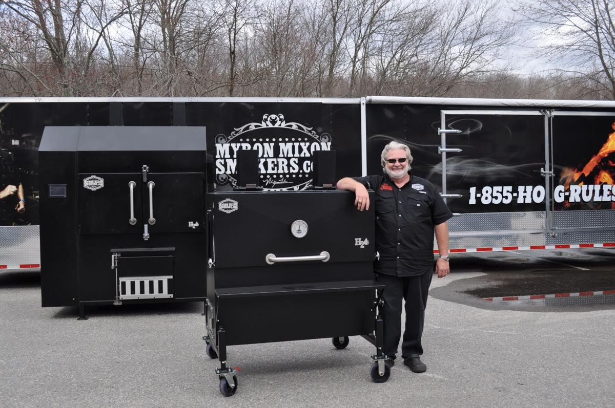 Myron Mixon Discusses Barbecue and Great Grilling